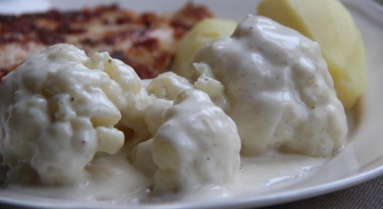 bloemkool met aardappelen